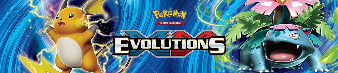 Pokemon - XY Evolutions