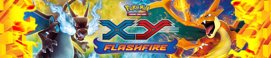 Pokemon - XY Flashfire