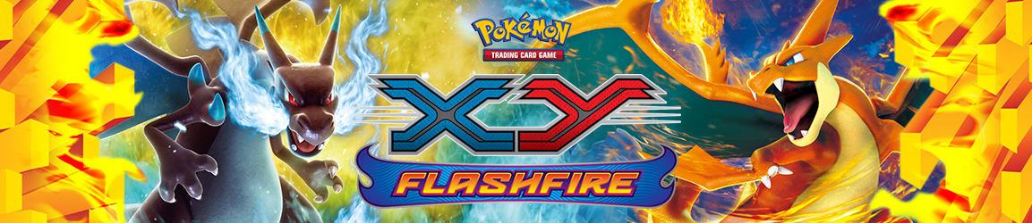 Pokemon - XY Flashfire