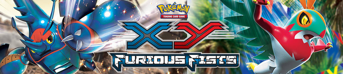 Pokemon - XY Furious Fists