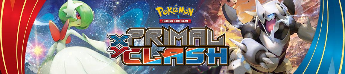 Pokemon - XY Primal Clash
