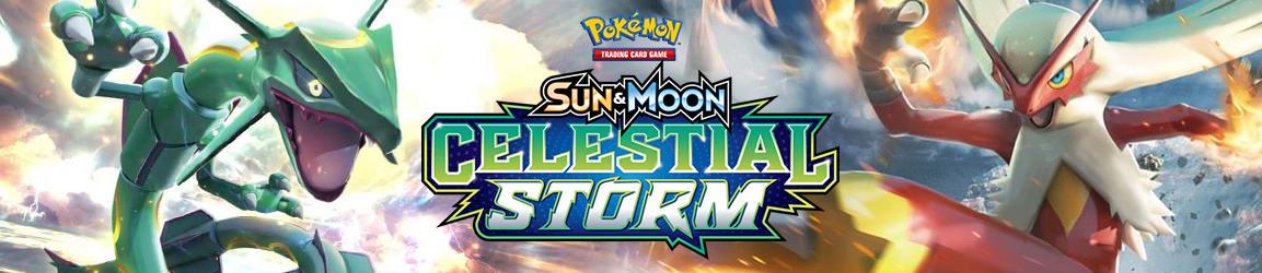 Pokemon - SM Celestial Storm