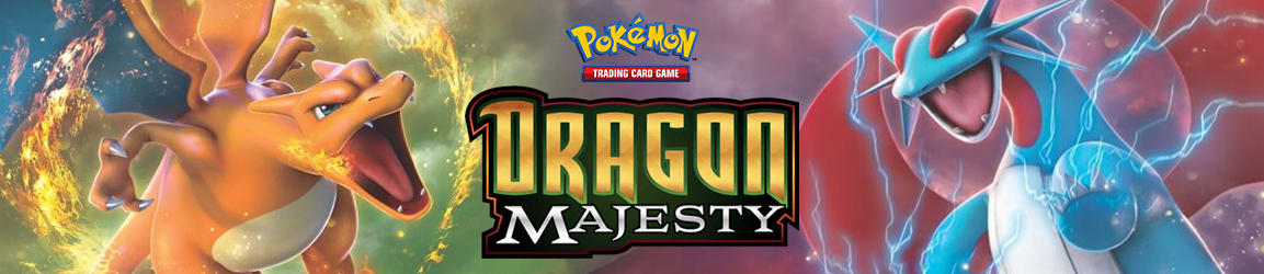 Pokemon - SM Dragon Majesty