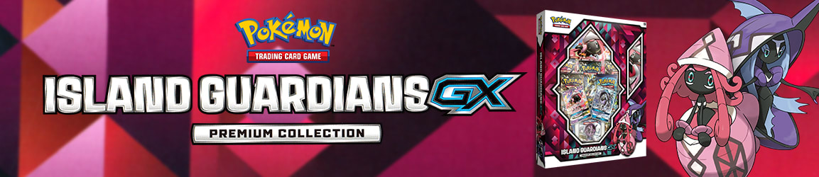 Pokemon - Island Guardians GX Premium Collection