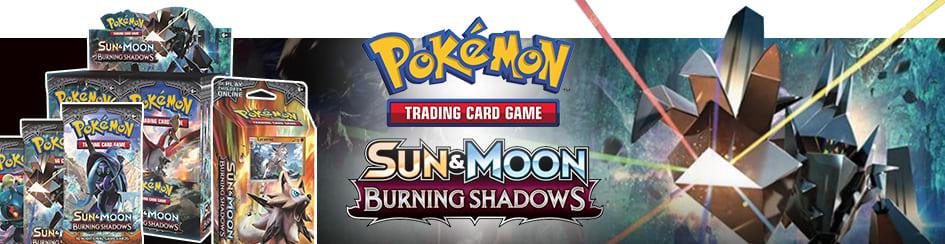 Pokemon - Sun & Moon: Burning Shadows