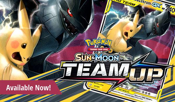 Sun and Moon: Team Up