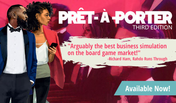 Pret-a-Porter Third Edition available now
