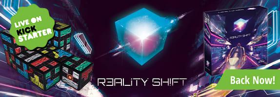 Reality Shift Kickstarter now live!