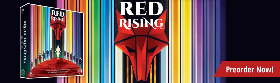 Preorder Red Rising today!