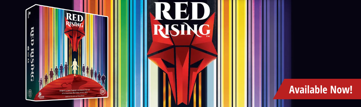 Red Rising available now!