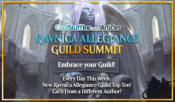 CoolStuffInc.com Articles - Ravnica Allegiance Guild Summit