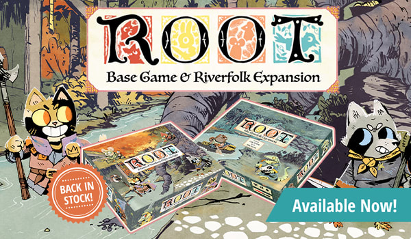 Root and Root: The Riverfolk Expansion