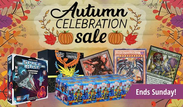 Autumn Celebration Sale