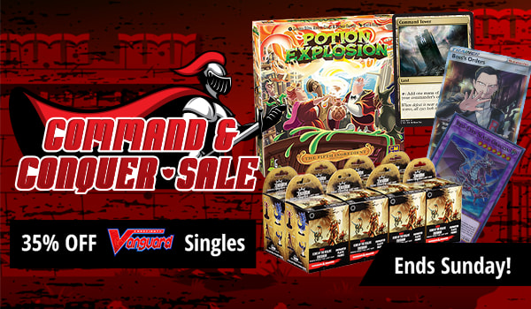 Command and Conquer Sale ends Sunday!