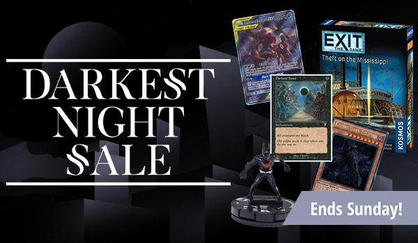 Darkest Night Sale ends Sunday!