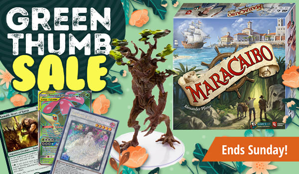 Green Thumb Sale ends Sunday!
