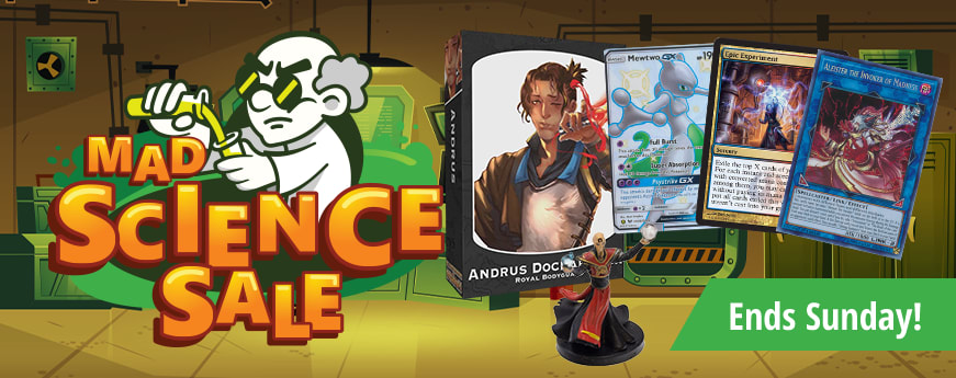 Mad Science Sale ends Sunday!