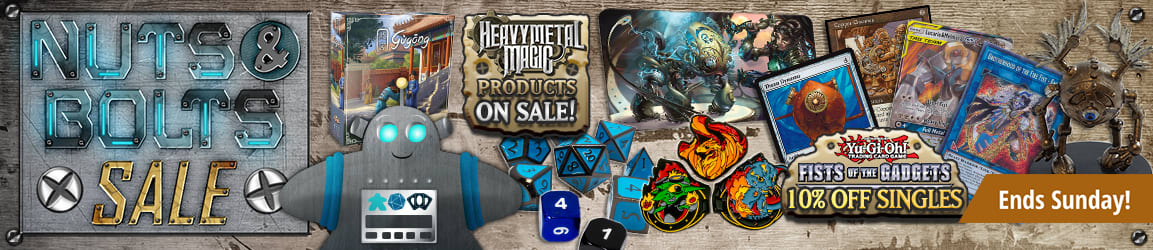 Nuts and Bolts Sale