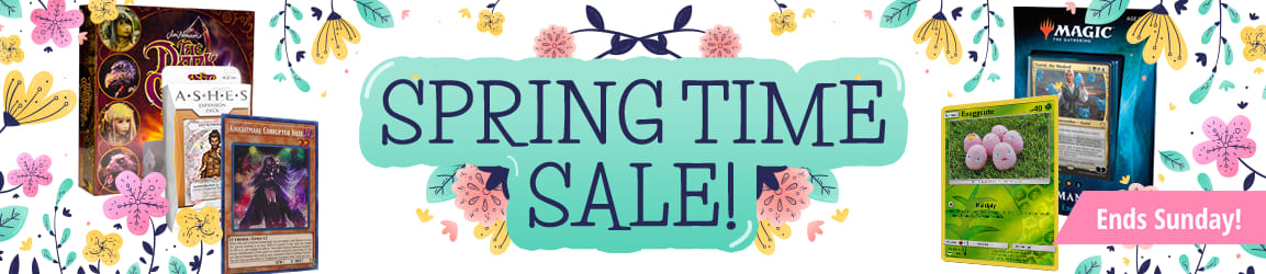 Spring Time Sale