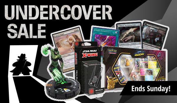 Undercover Sale