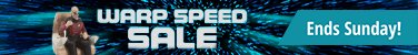 Warp Speed Sale