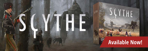 Scythe available now!