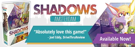 Shadows: Amsterdam