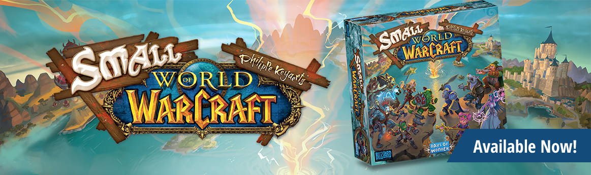 Small World of Warcraft available now!
