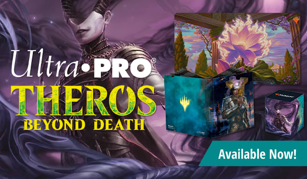 UltraPro Theros Beyond Death supplies available now