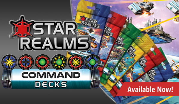 Star Realms: Command Decks