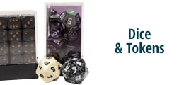 Dice & Tokens