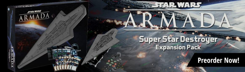 Star Wars: Armada - Super Star Destroyer Expanson Pack