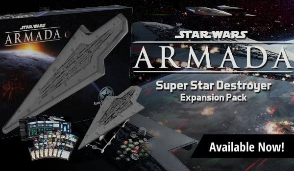 Star Wars: Armada - Super Star Destroyer Expanson Pack