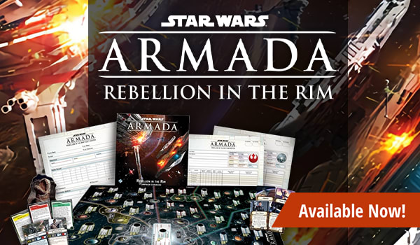 Star Wars Armada: Rebellion in the Rim Campaign Expansion