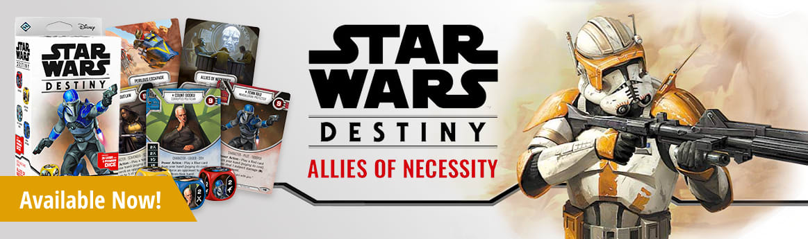 Allies of Necessity available now