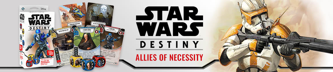 Star Wars: Destiny - Allies of Necessity