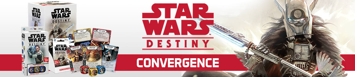 Star Wars Destiny - Convergence