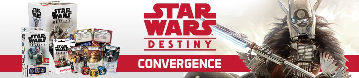 Star Wars Destiny - Convergence