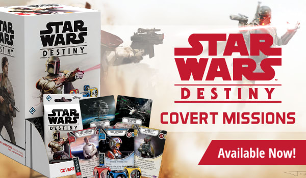 Covert Missions available now
