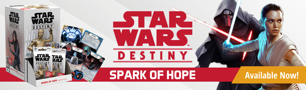 Spark of Hope available now