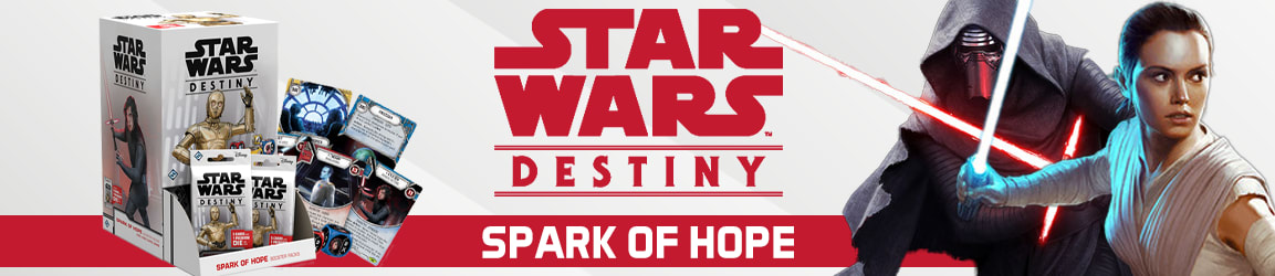 Star Wars: Destiny - Spark of Hope