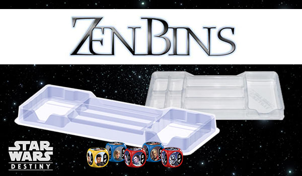 Star Wars: Destiny - Zen Bins