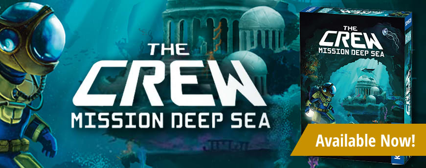 The Crew: Mission Deep Sea available now!