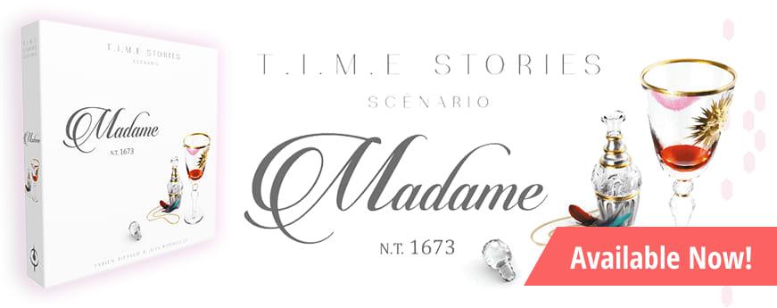 T.I.M.E. Stories - Madame Expansion