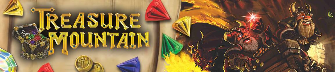 Treasure Mountain - August Games