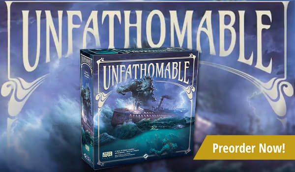 Preorder Unfathomable today!