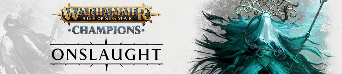 Warhammer Age of Sigmar: Champions - Onslaught