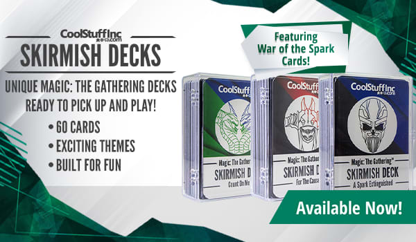 Skirmish Decks