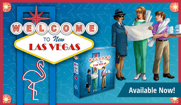 Welcome to... New Las Vegas available now!