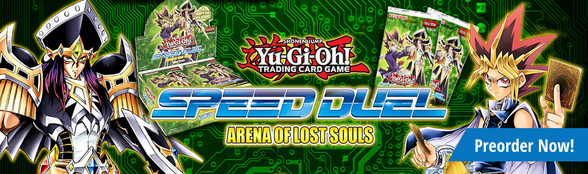 Speed Duel: Arena of Lost Souls